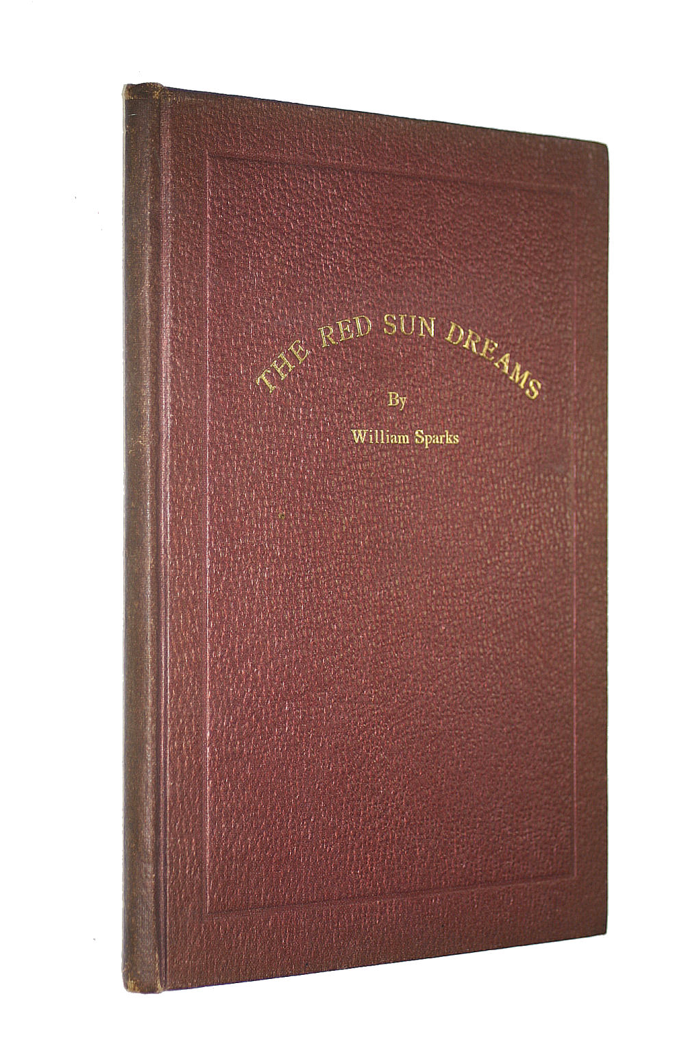 Image for The Red Sun Dreams. Poems