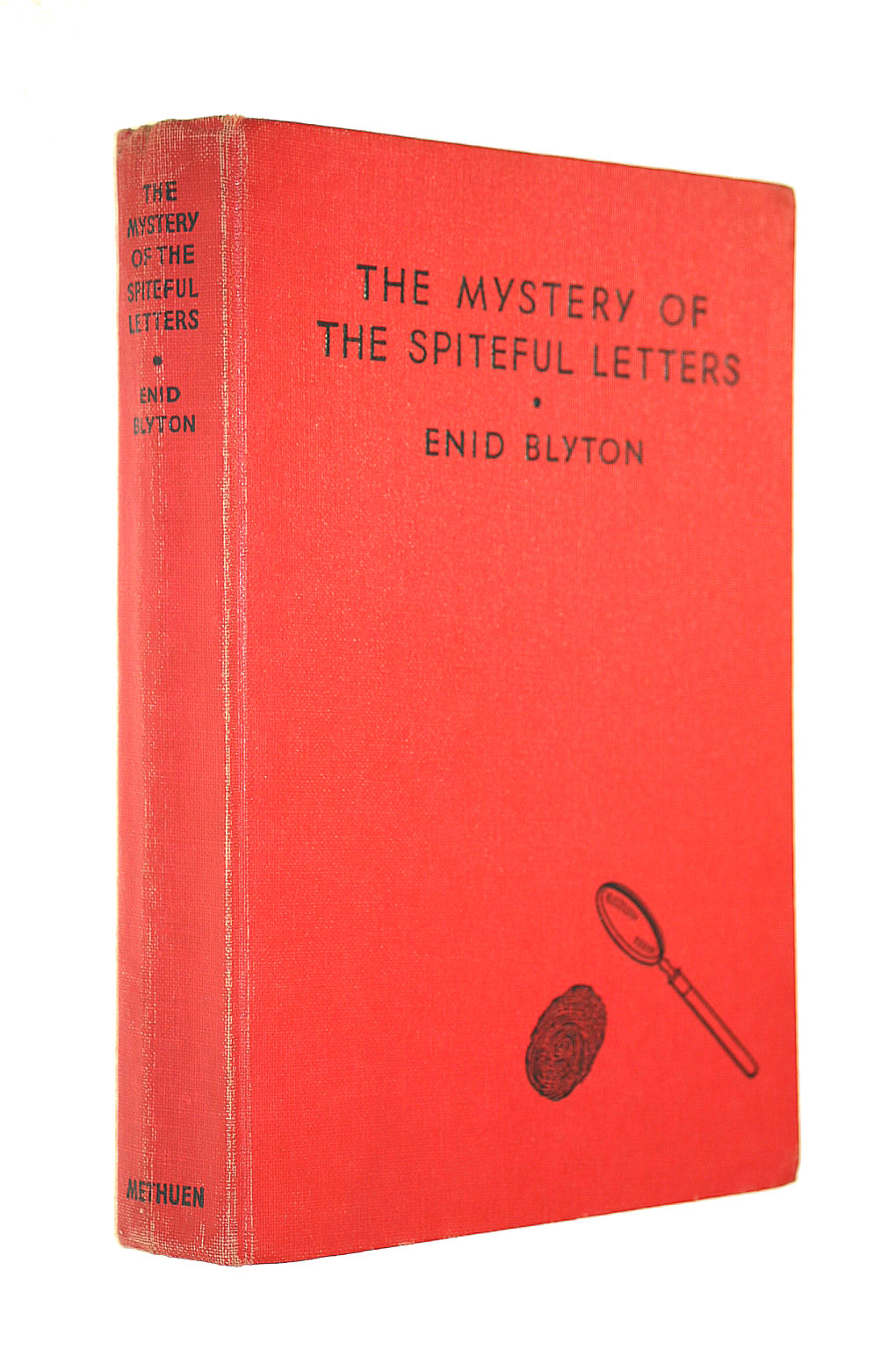 Image for The Mystery of the Spiteful Letters - Being the Fourth Adventure of the Five Find-Outers and Dog: