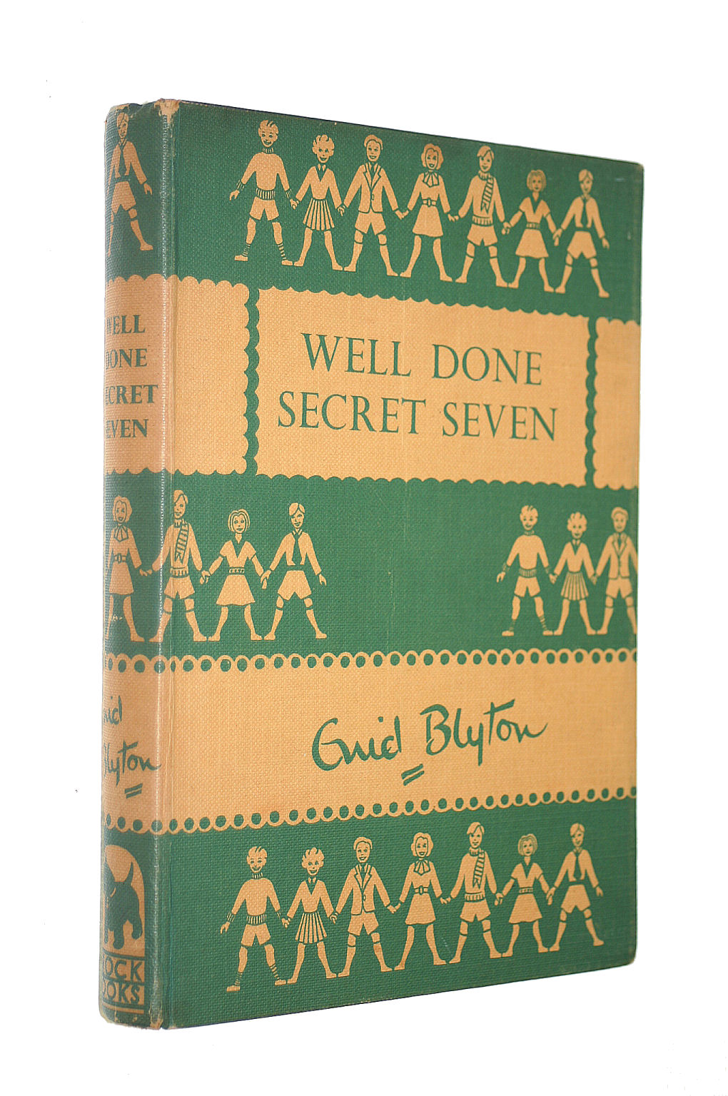 Image for Well Done Secret Seven