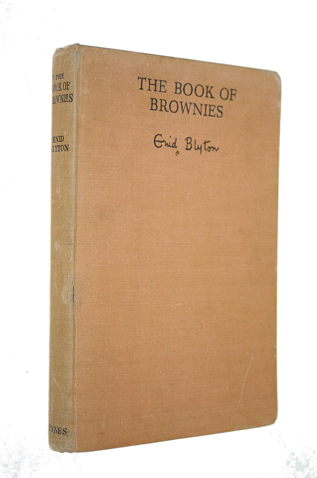 Image for THE BOOK OF BROWNIES