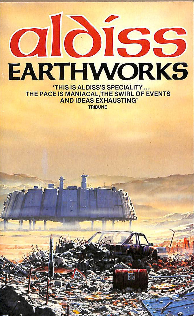 Image for Earthworks (Panther science fiction)