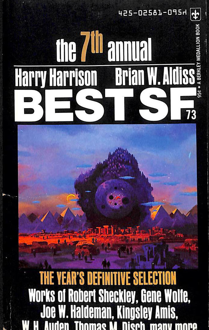 Image for Best SF1973