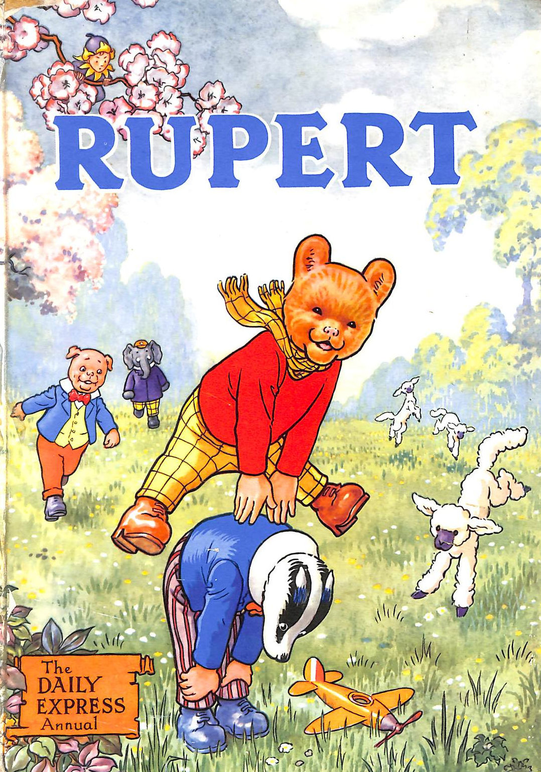 Image for RUPERT ANNUAL 1958
