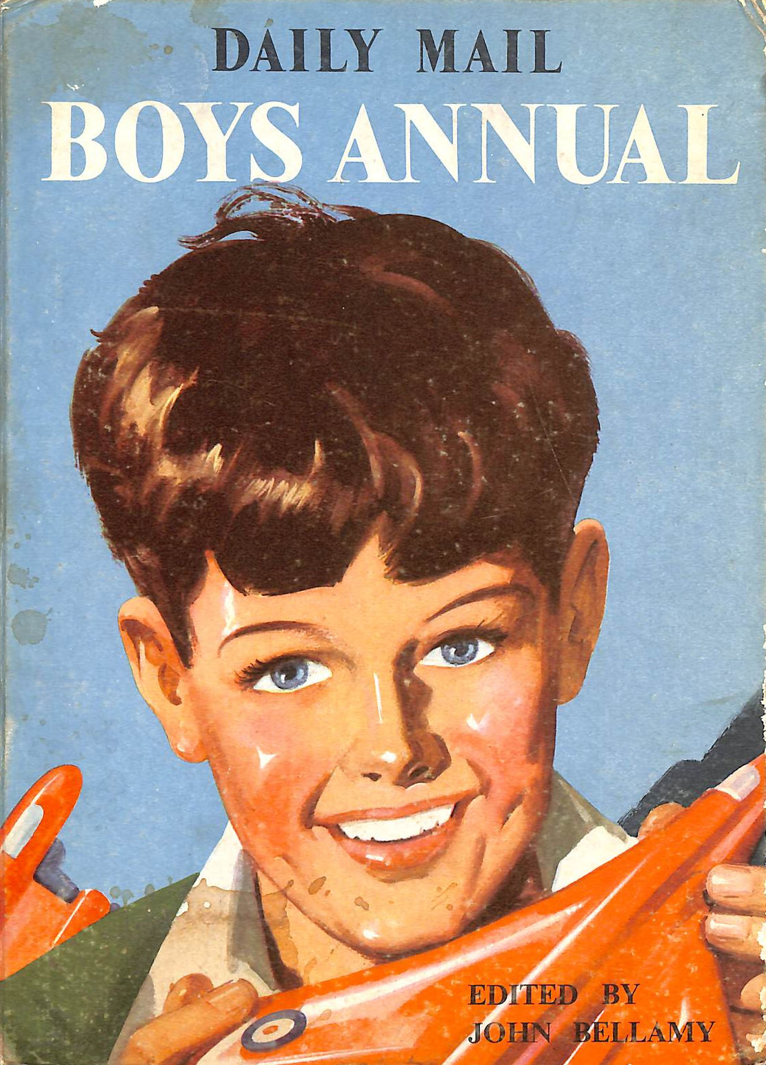 Image for Daily Mail Boys' Annual 1957