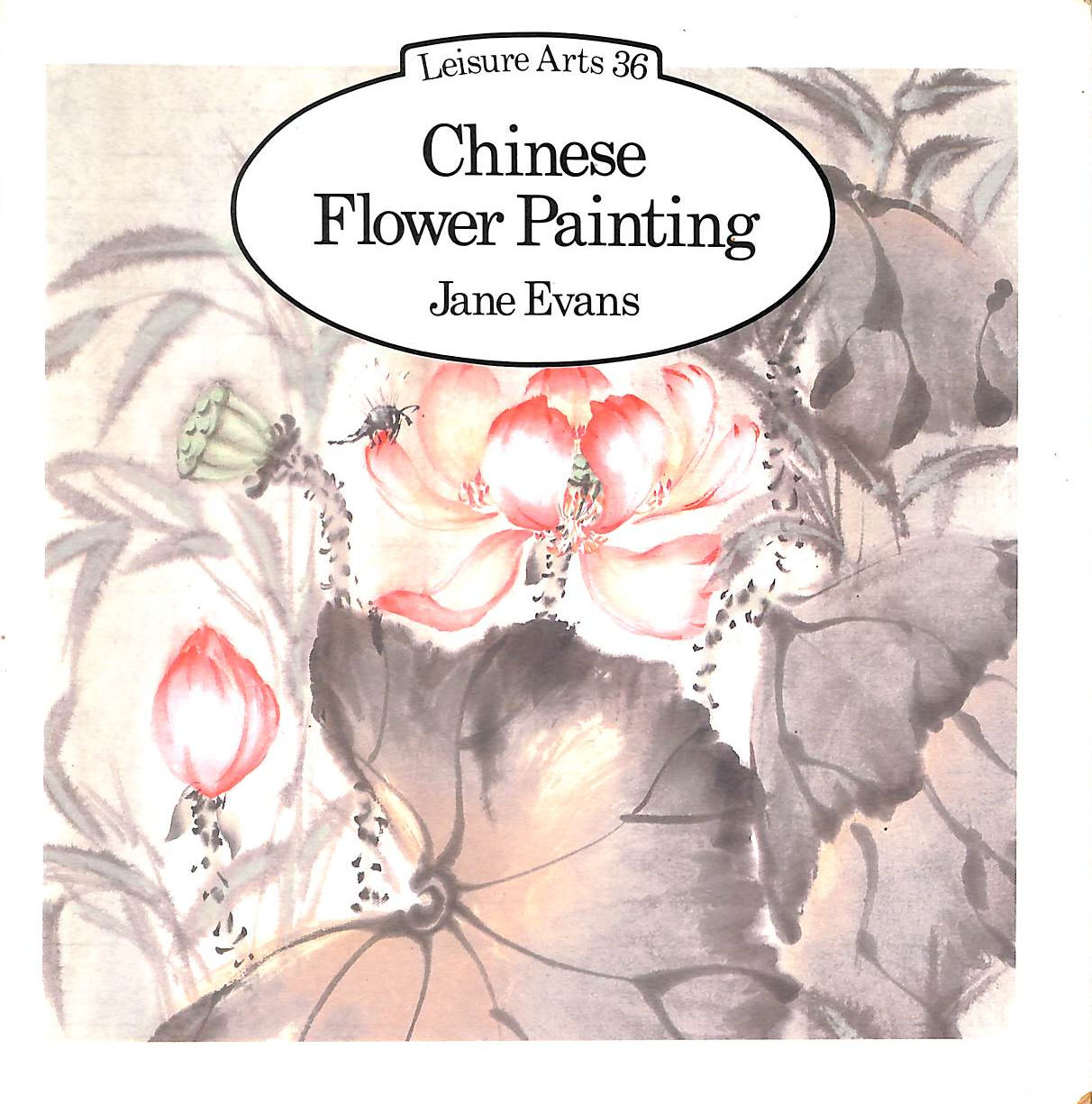 Image for Chinese Flower Painting (Leisure Arts)