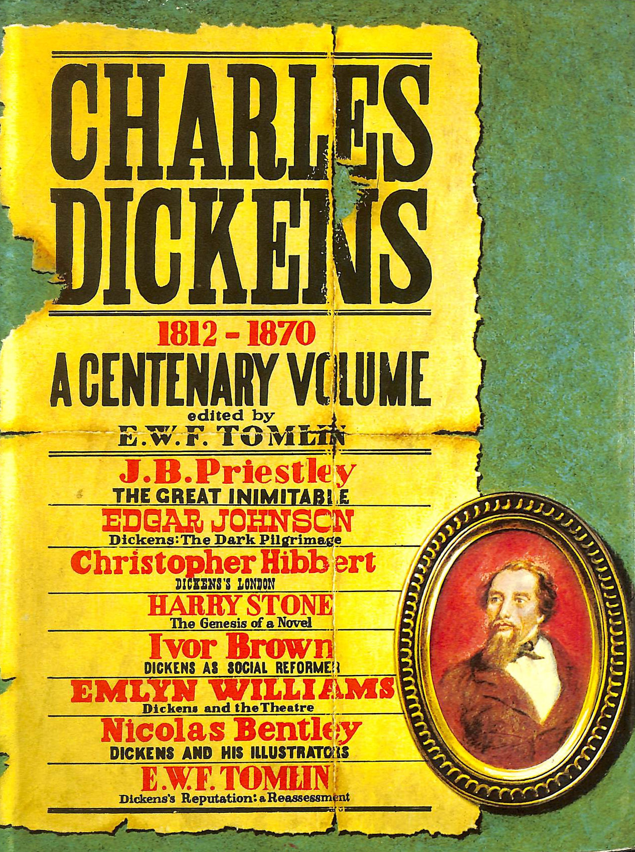 Image for Charles Dickens, 1812-70: A Centenary Volume