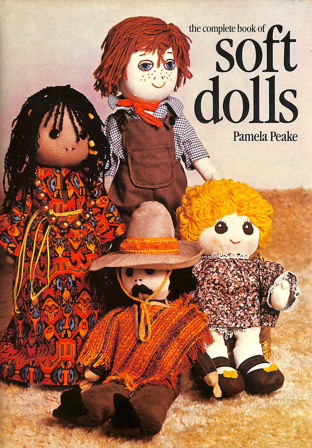 Image for The Complete Book of Soft Dolls