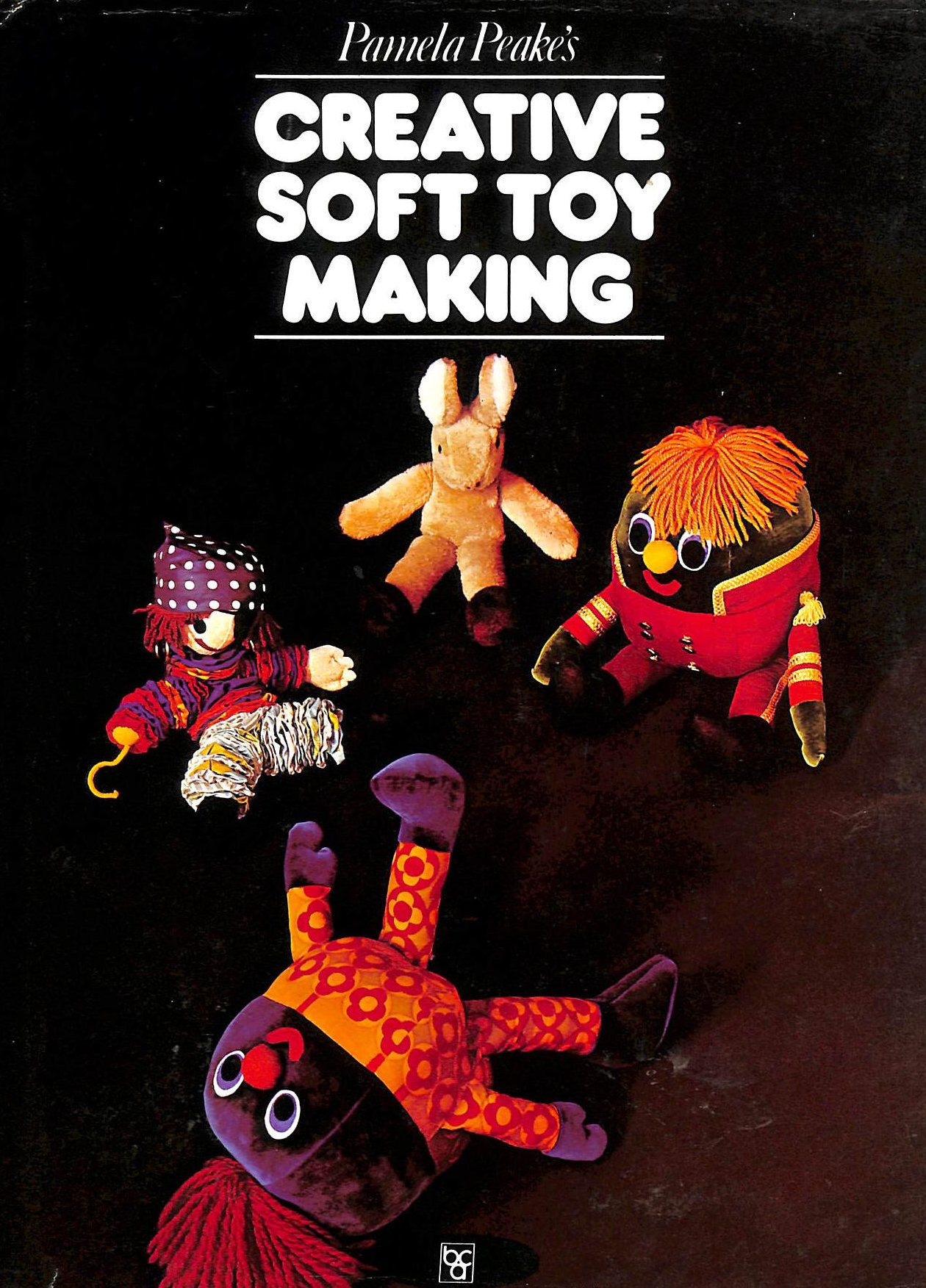 Image for Creative Soft Toy Making