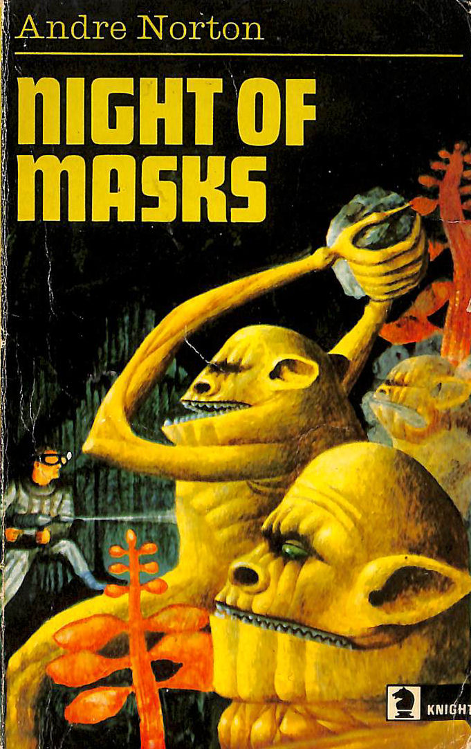 Image for Night of Masks (Knight Books)