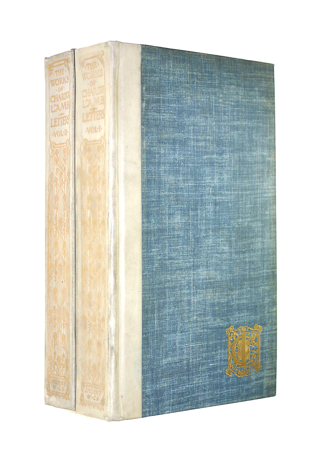 Image for Letters Of Charles Lamb Volume One and Two