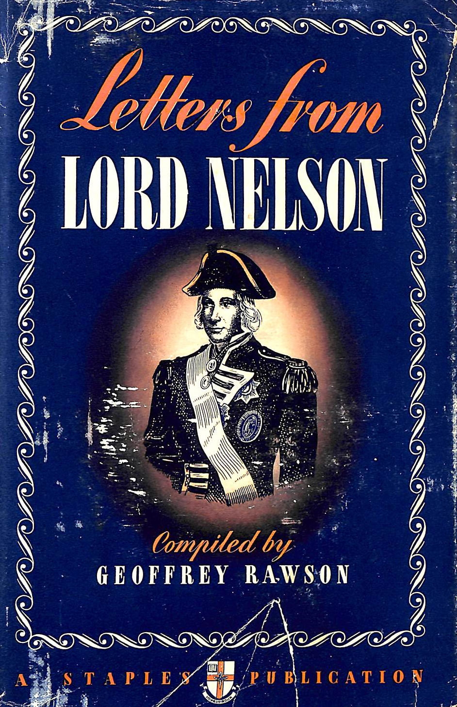 Image for Letters from Lord Nelson