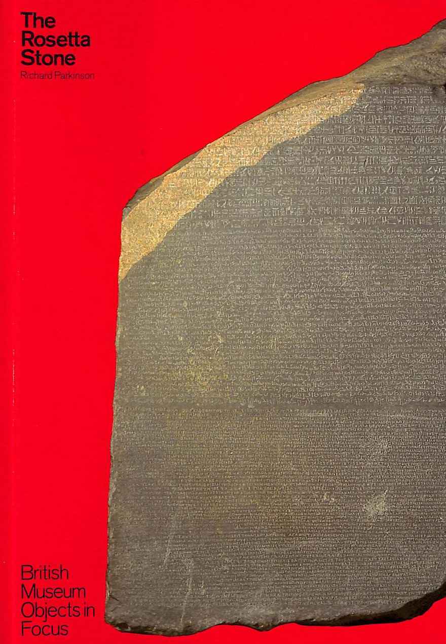 Image for The Rosetta Stone (Objects in Focus)