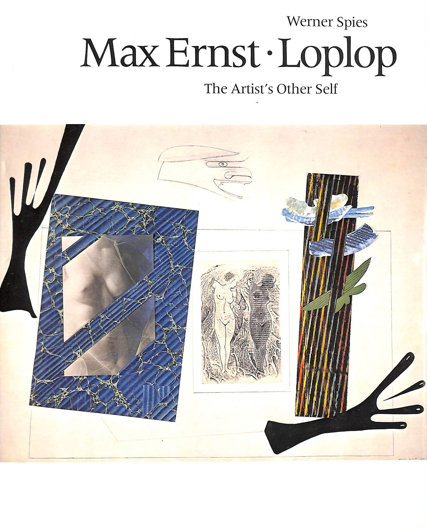 Image for Max Ernst: Loplop - The Artist's Other Self