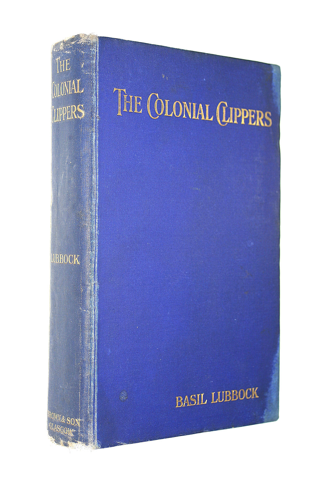 Image for The Colonial Clippers,  Second edition