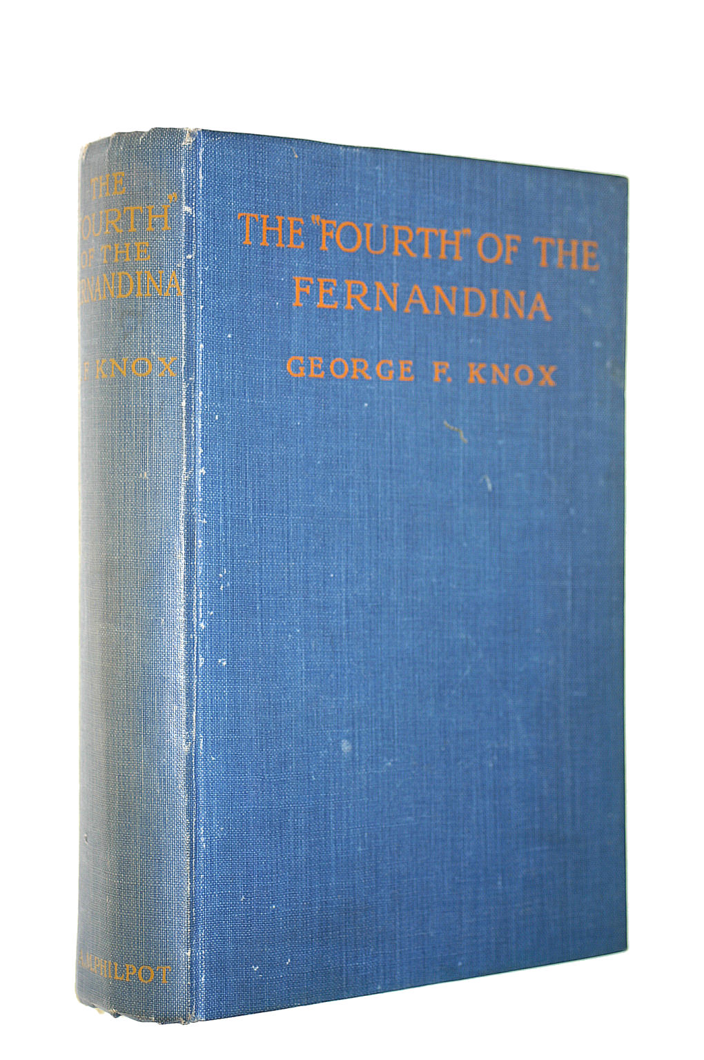 Image for The 'Fourth' of the Fernandina