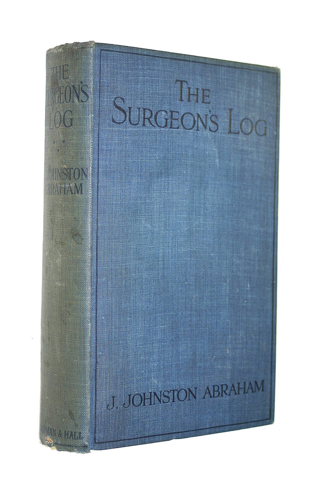 Image for The Surgeon's Log Being Impressions Of The Far East