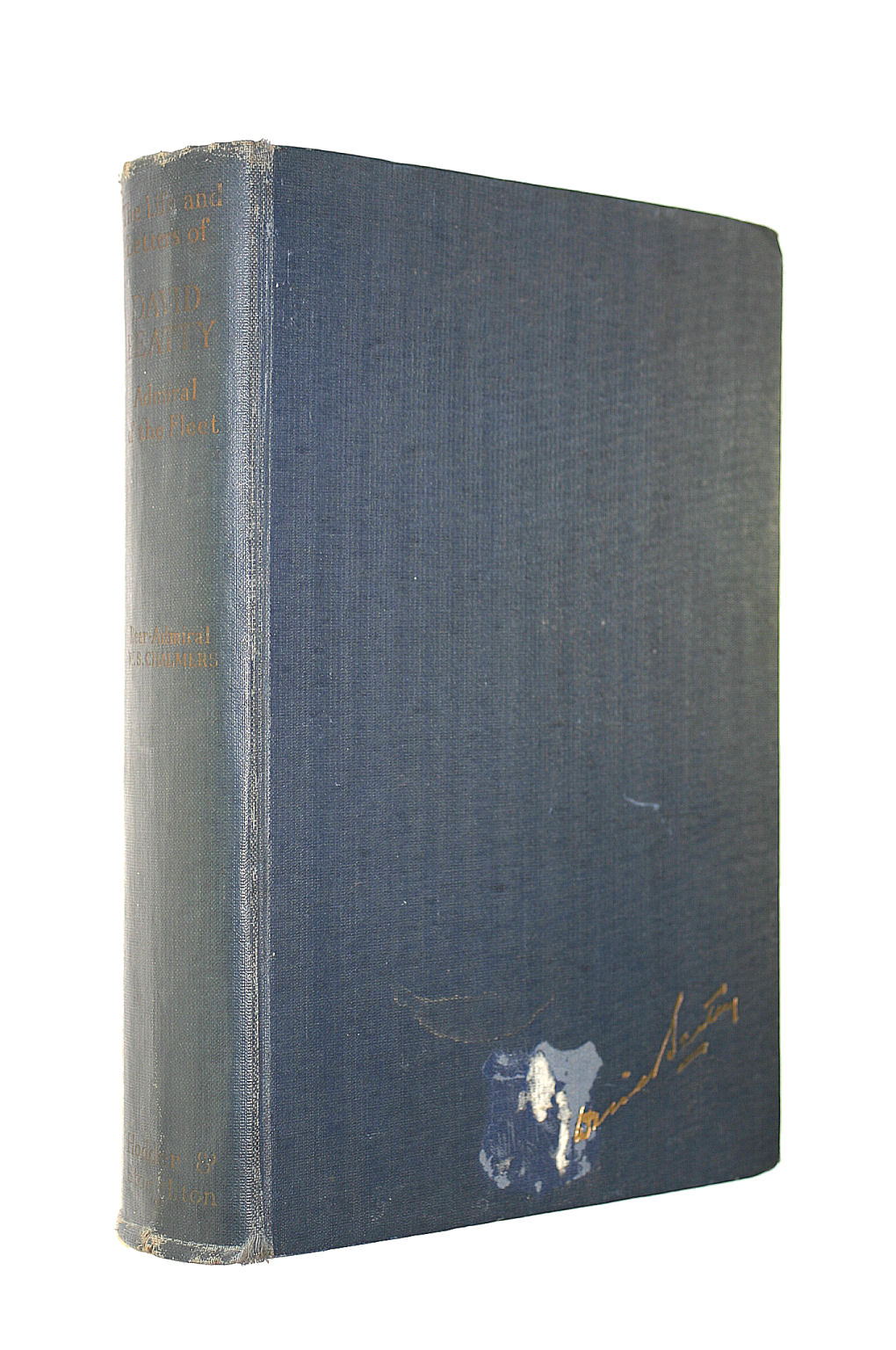 Image for The life and letters of David, Earl Beatty