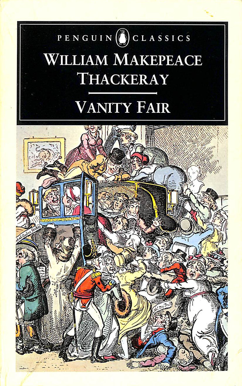 Image for Vanity Fair: A Novel Without a Hero (English Library)