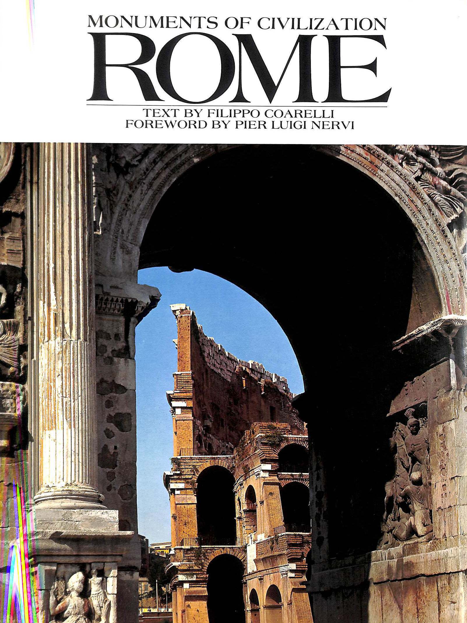 Image for Rome (Monuments of civilization)