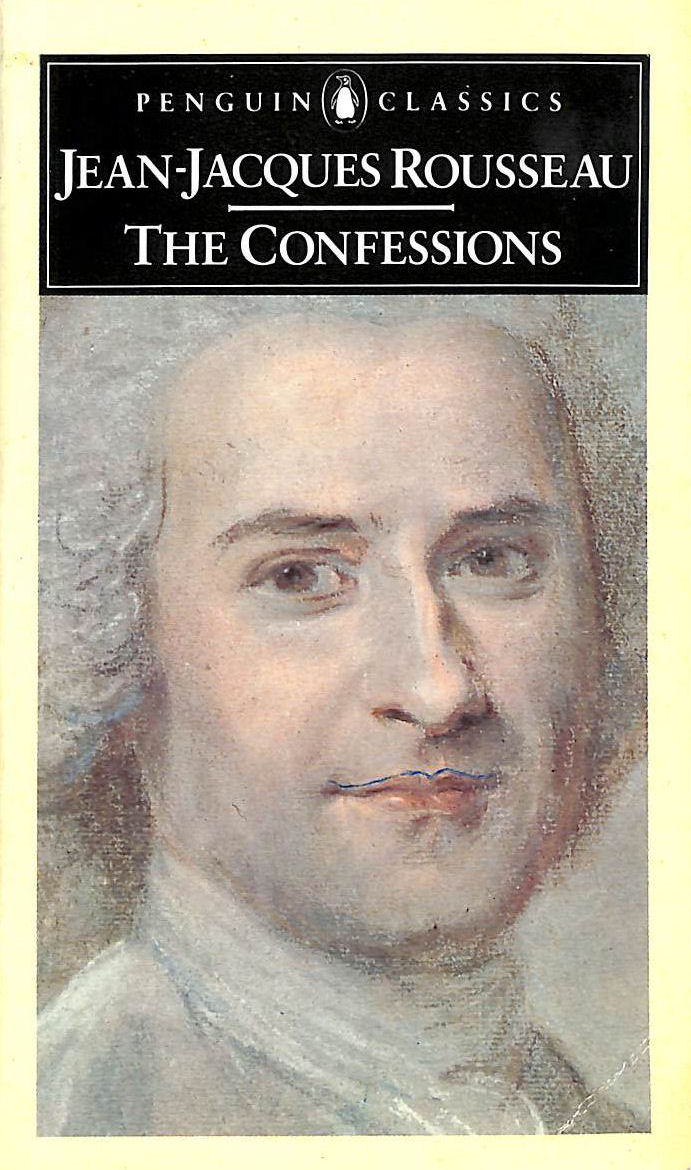 Image for The Confessions of Jean-Jacques Rousseau (Penguin Classics)