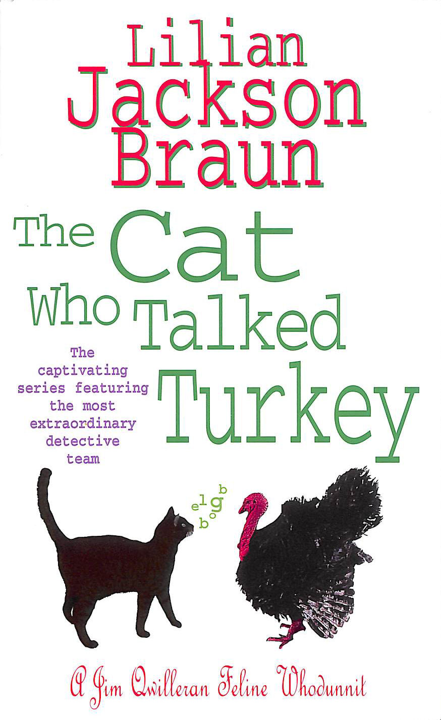 Image for The Cat Who Talked Turkey