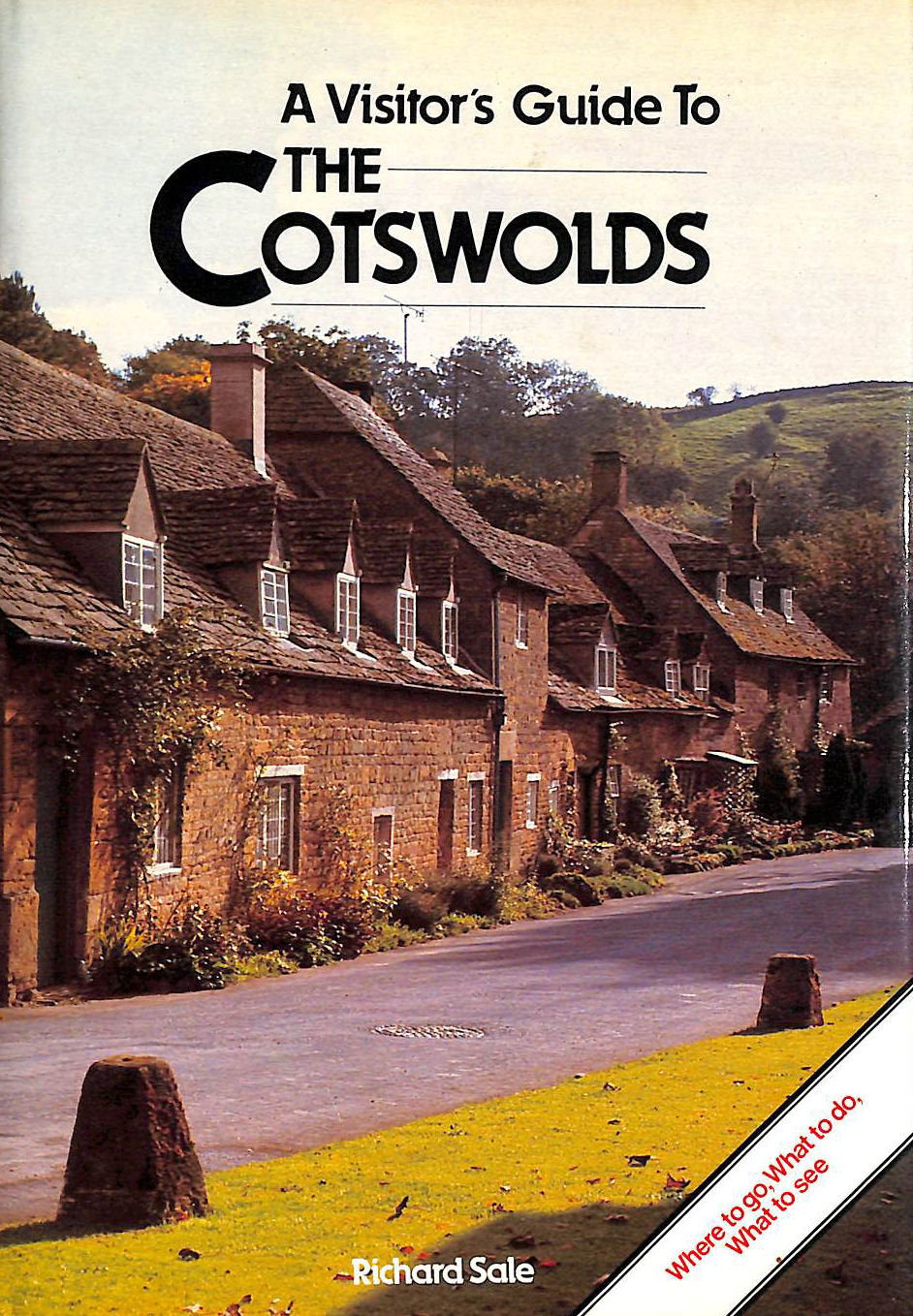 Image for A Visitor's Guide To The Cotswolds