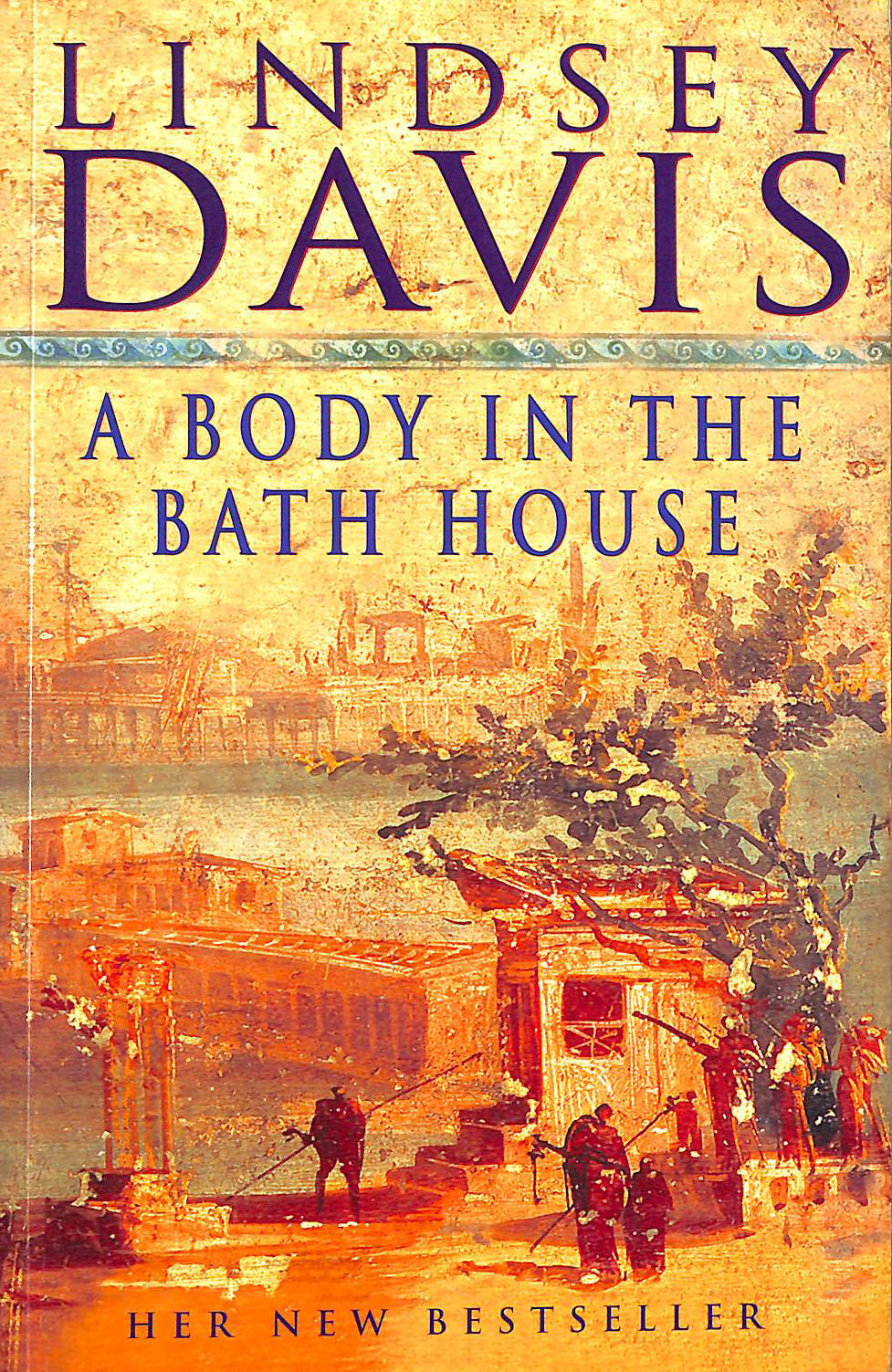 Image for A Body In The Bath House