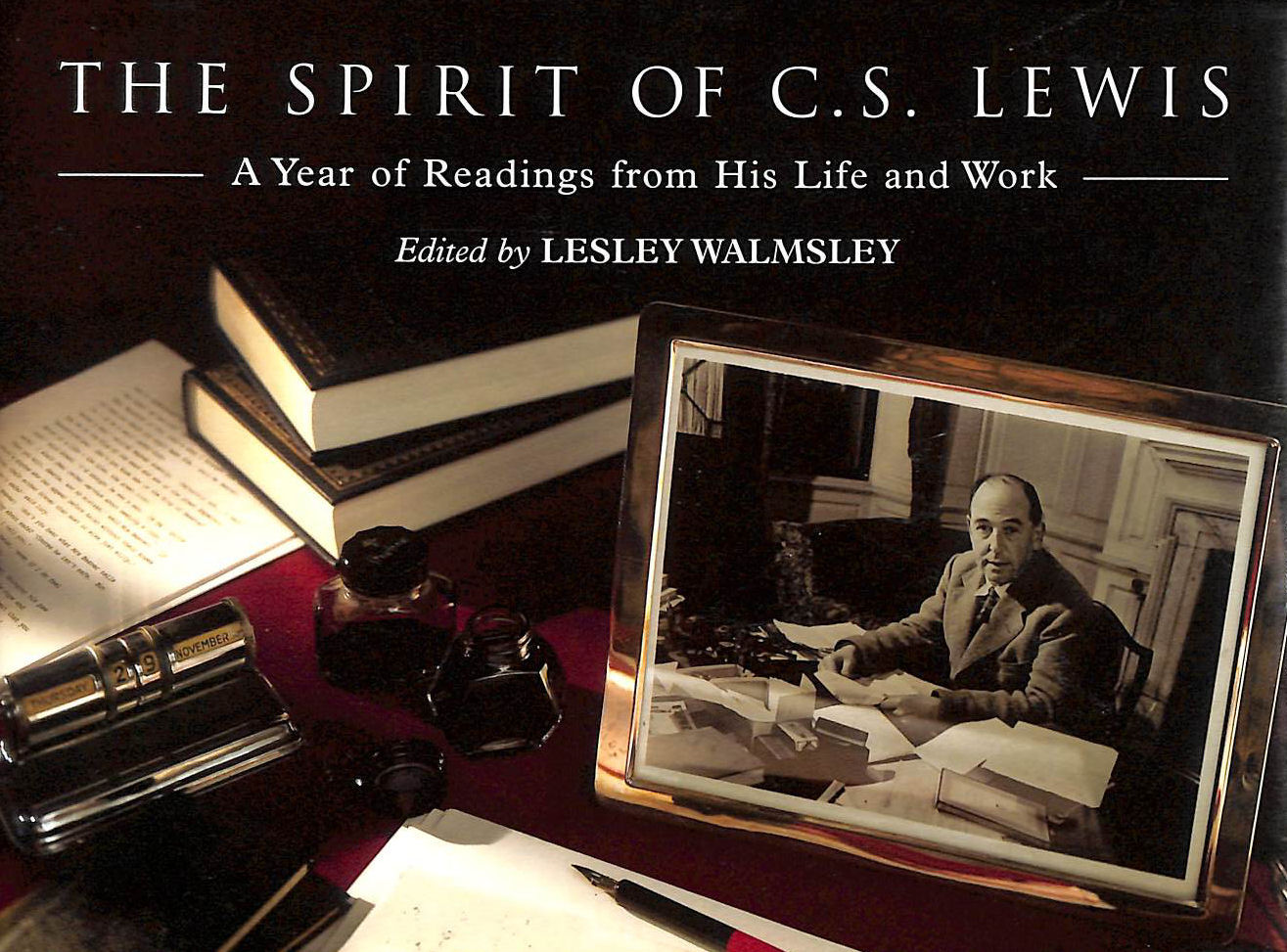 Image for The Spirit of C. S. Lewis