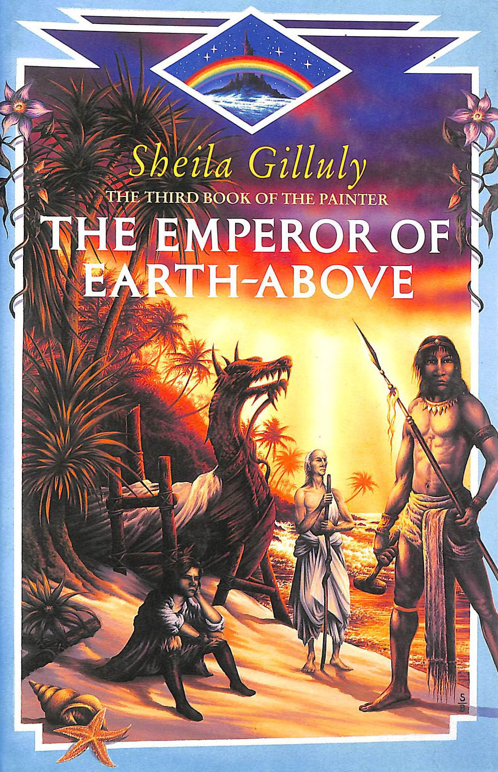 Image for Emperor of Earth-above (Book Painter S.)