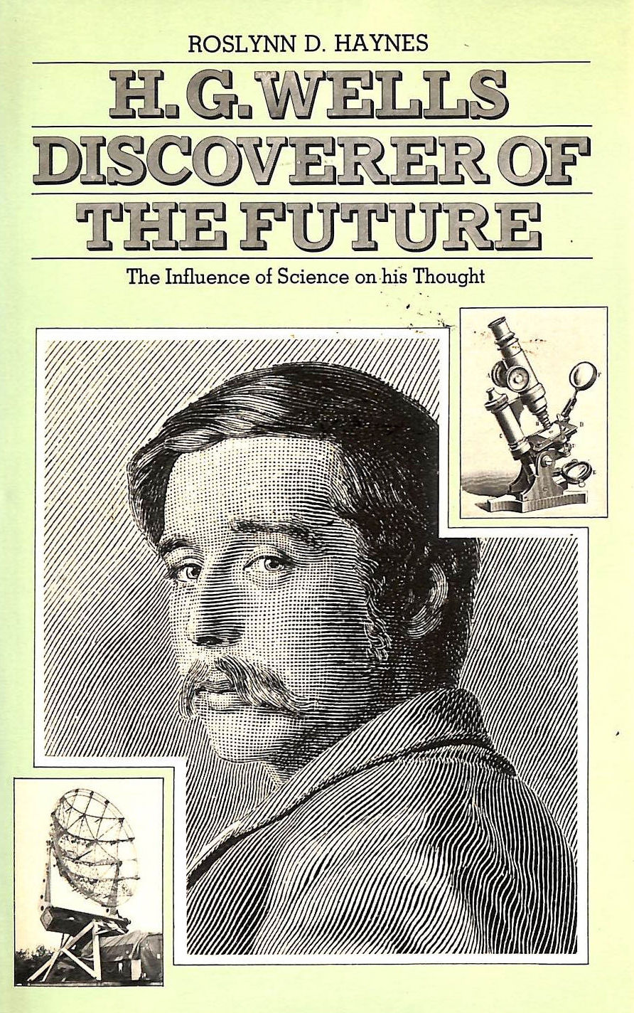 Image for H.G.Wells: Discoverer of the Future