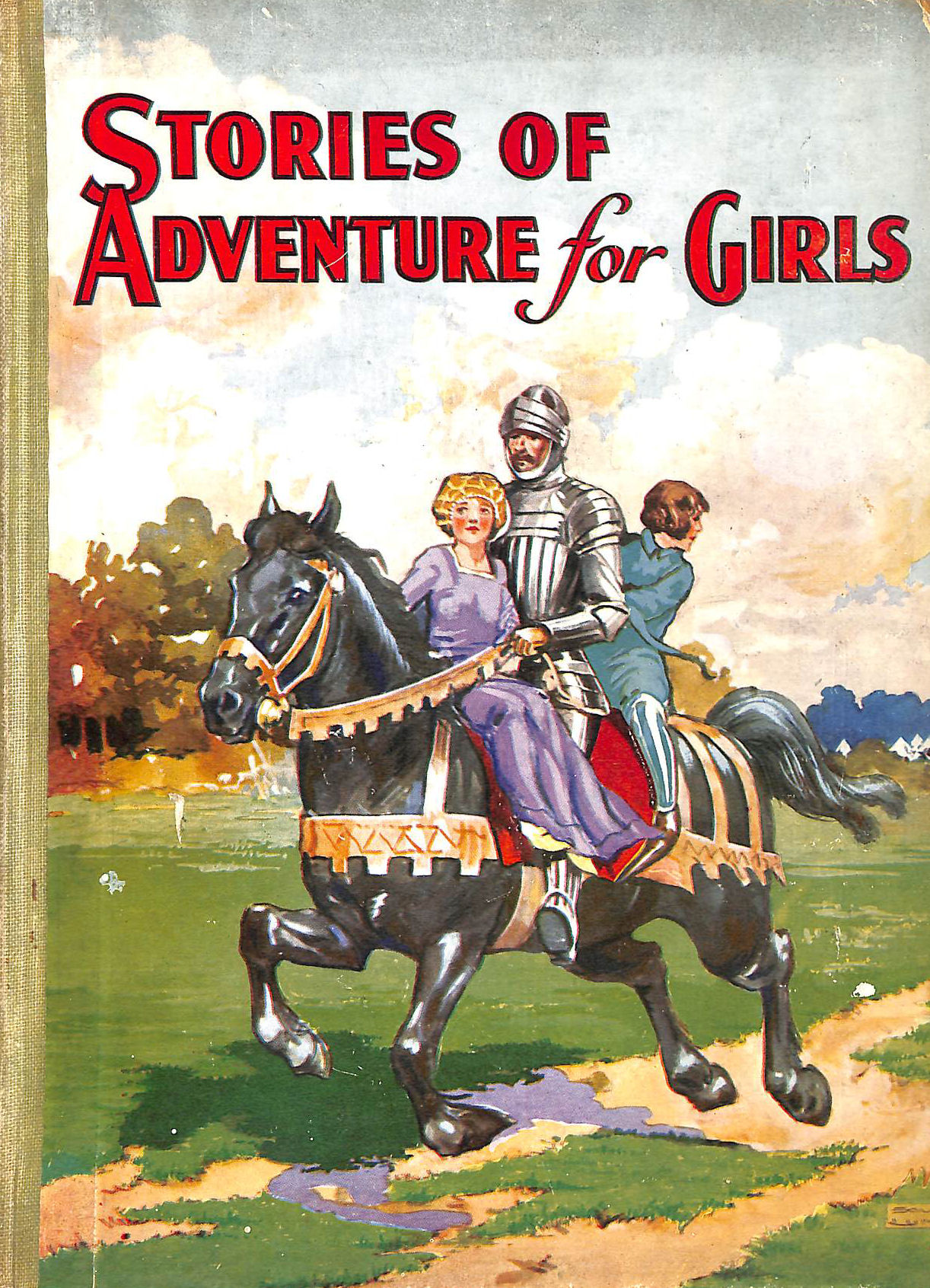 Image for Stories of adventure for girls