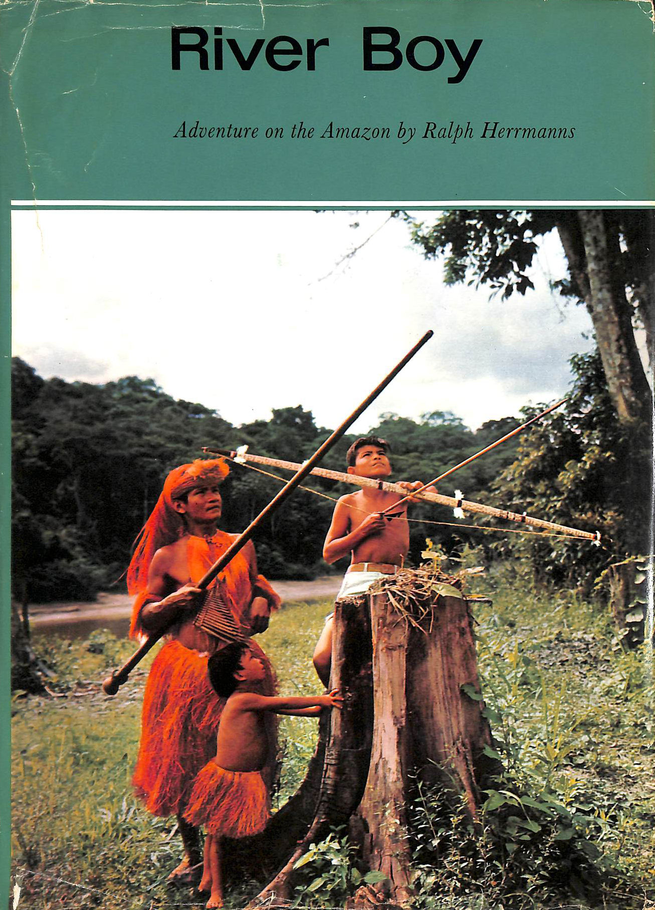 Image for River Boy Adventure on the Amazon