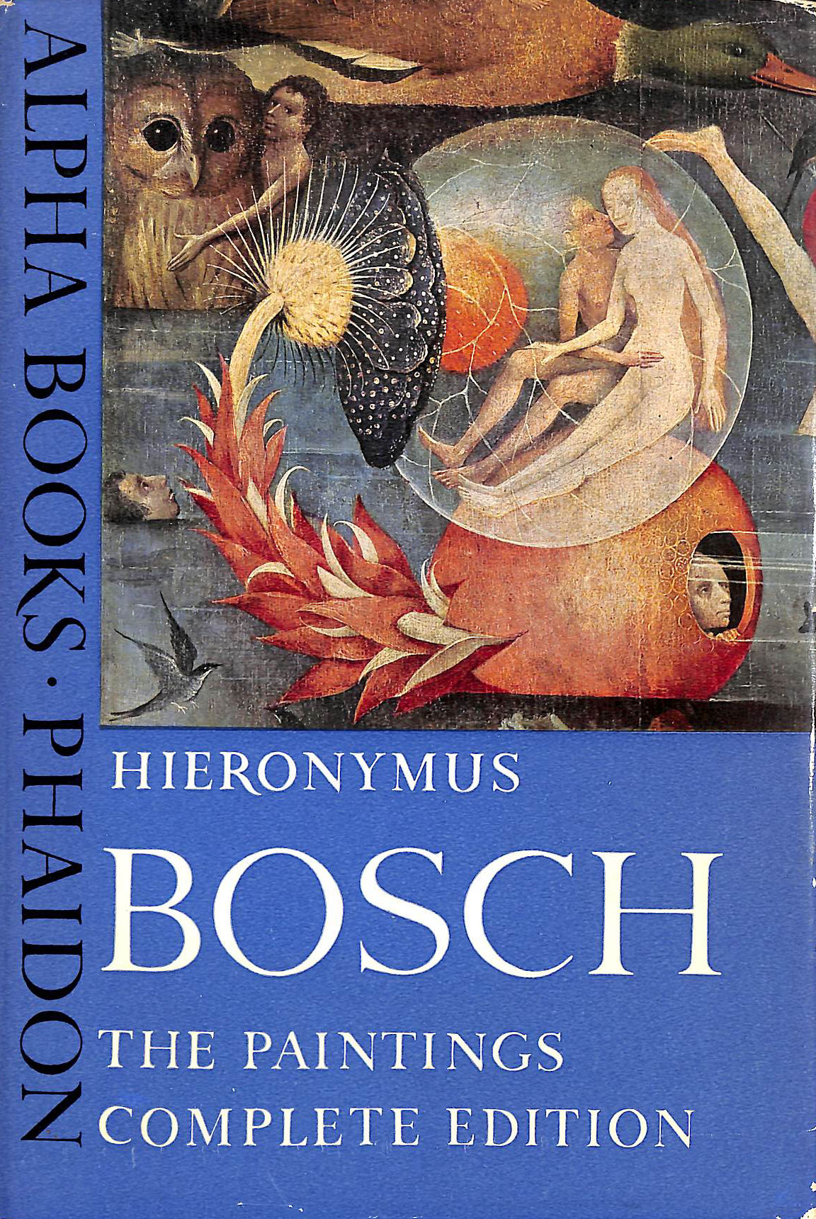 Image for Hieronymus Bosch. The Paintings.