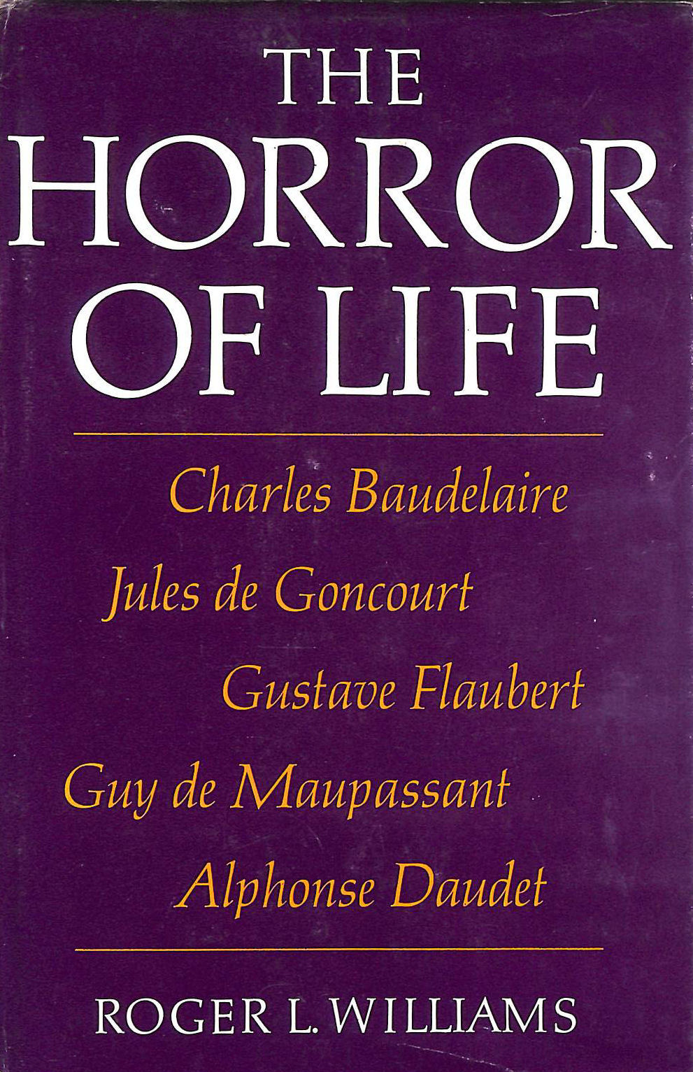 Image for Horror of Life