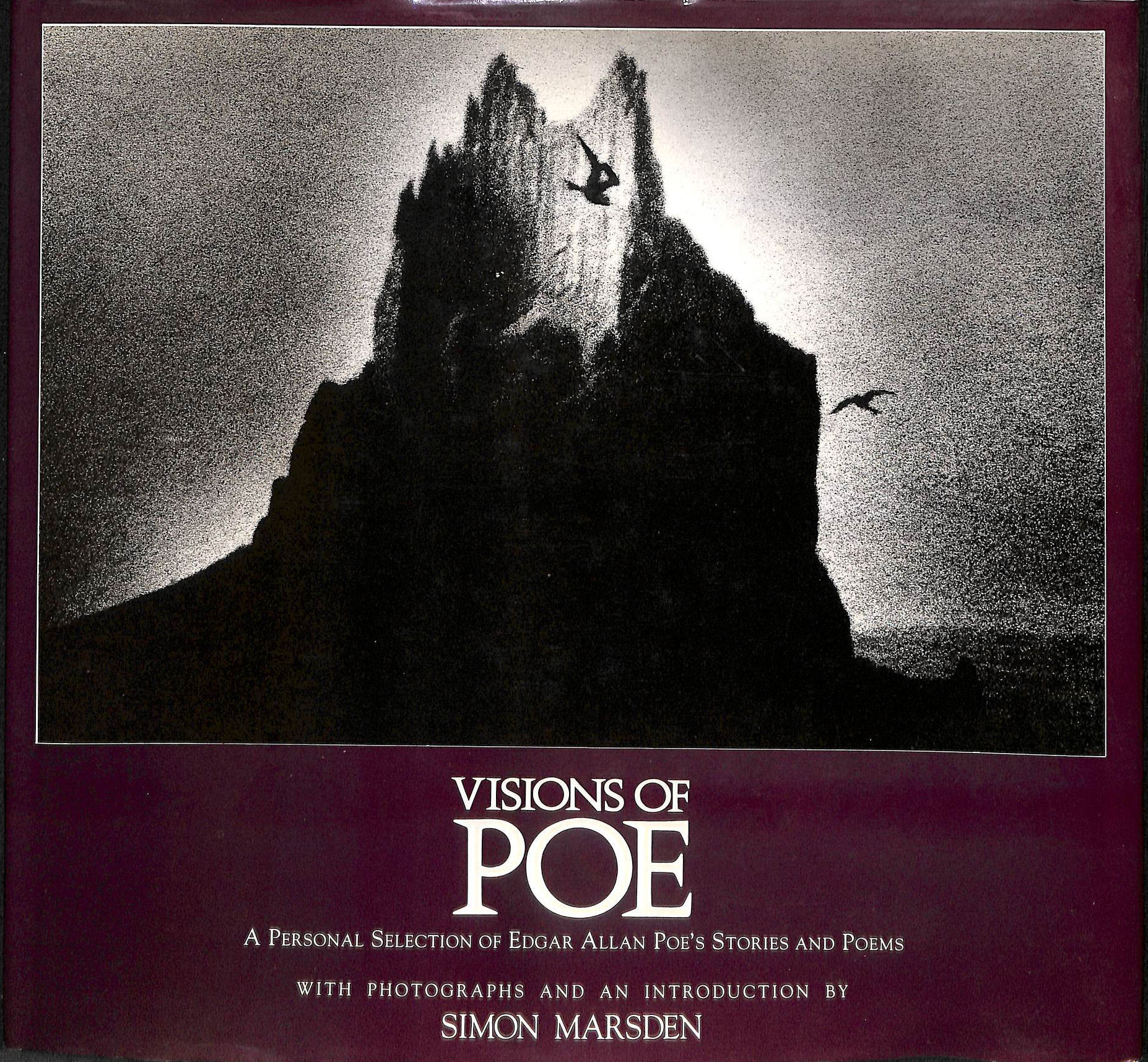 Image for Visions of Poe: A Personal Selection of Edgar Allan Poe's Stories And Poems