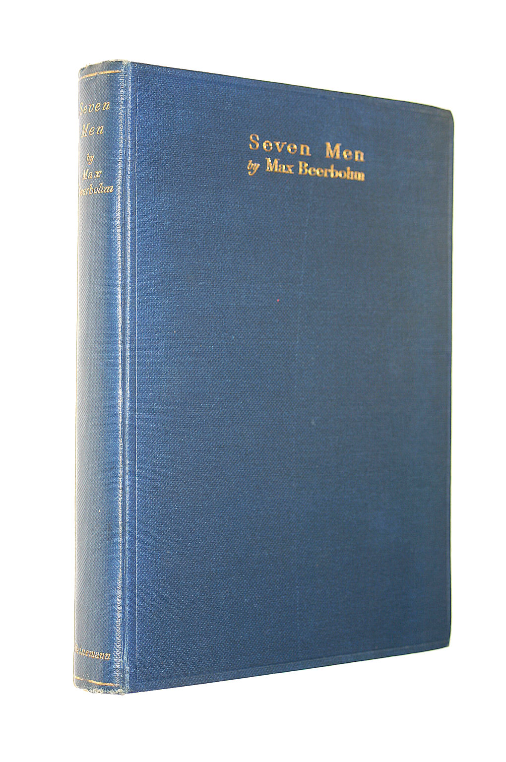 Image for Seven Men