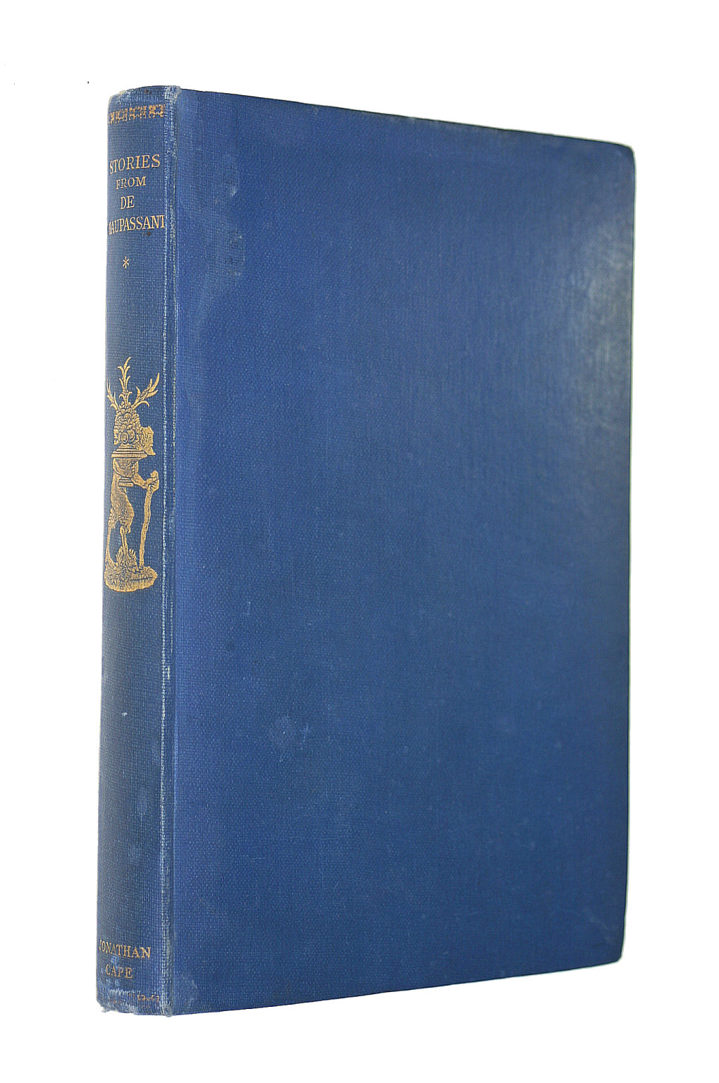 Image for Stories from De Maupassant. Translated by E. M. With a preface by Ford Madox Ford (Travellers' Library.)