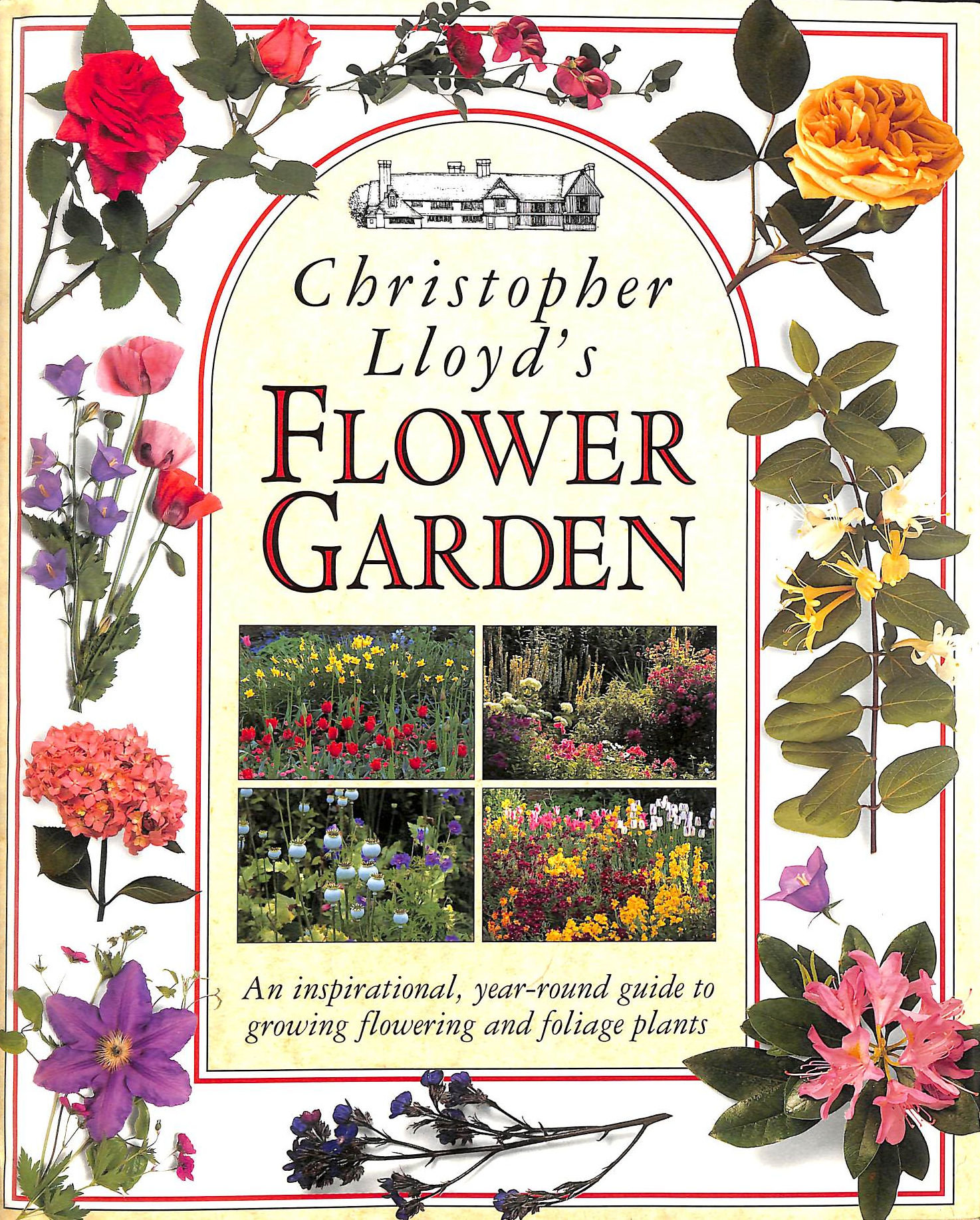 Image for Christopher Lloyd's Flower Garden Hb
