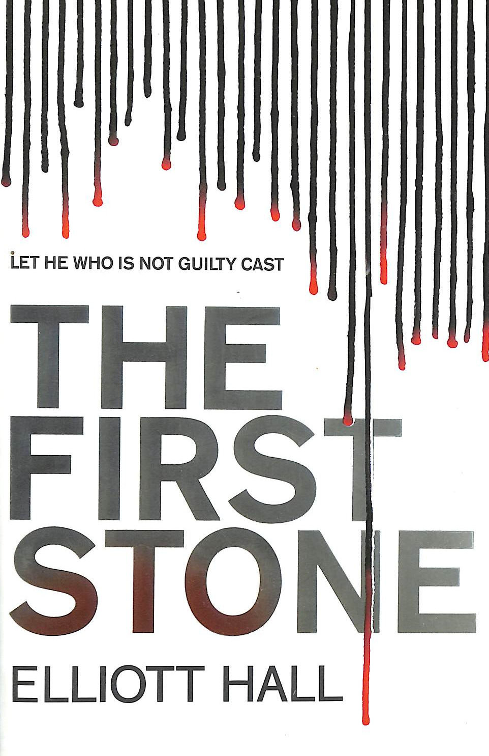 Image for The First Stone (Strange Trilogy)