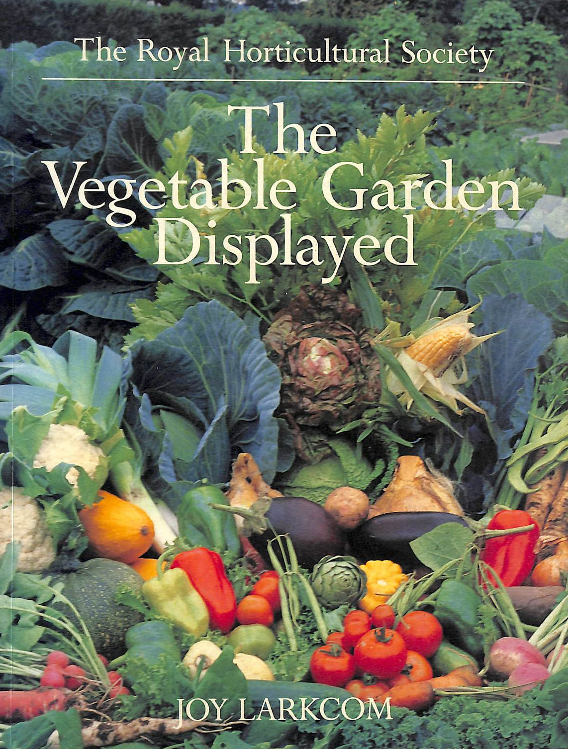 Image for The Vegetable Garden Displayed