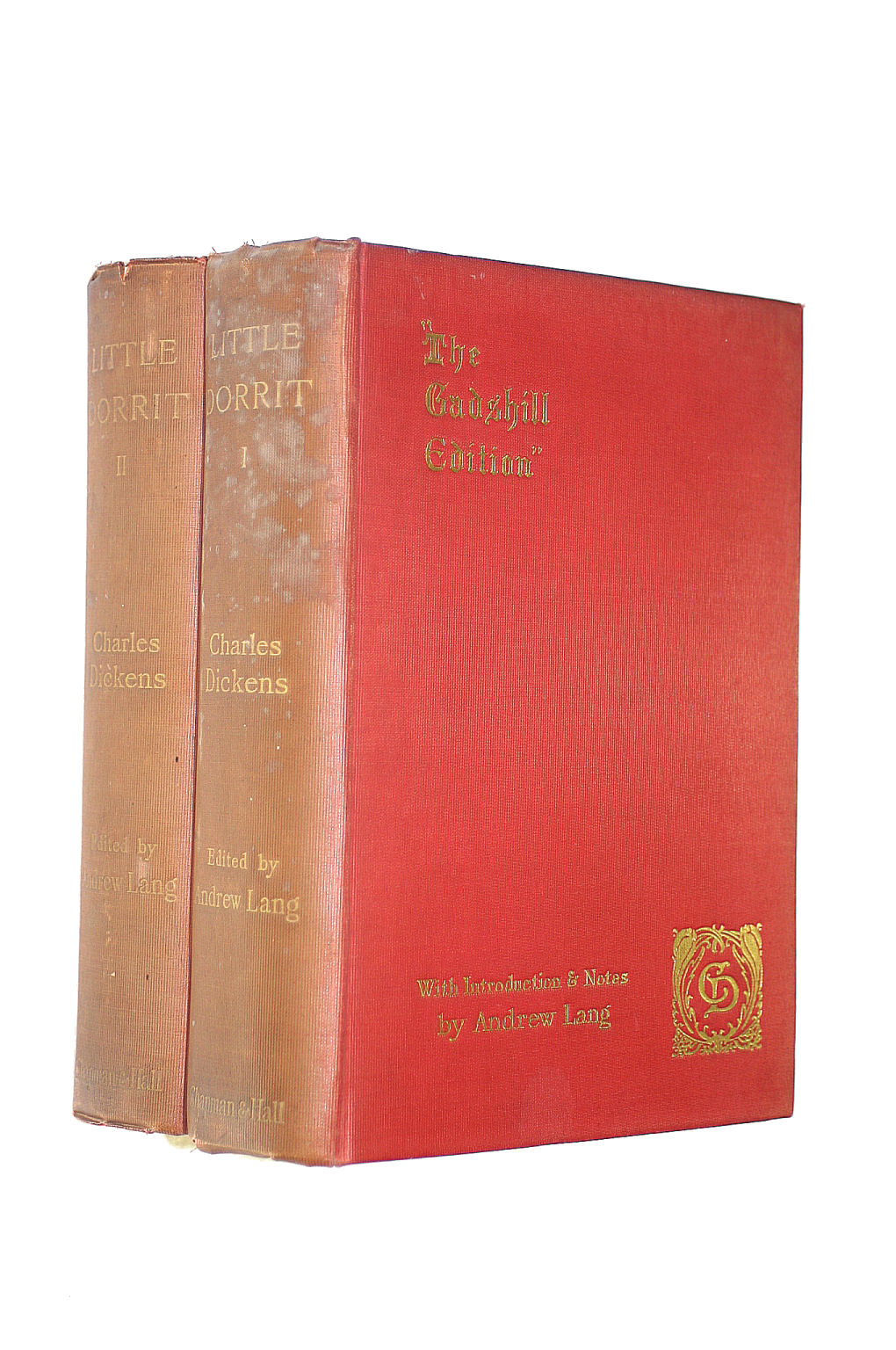Image for Little Dorrit. The Gadshill Edition, in 2 Volumes