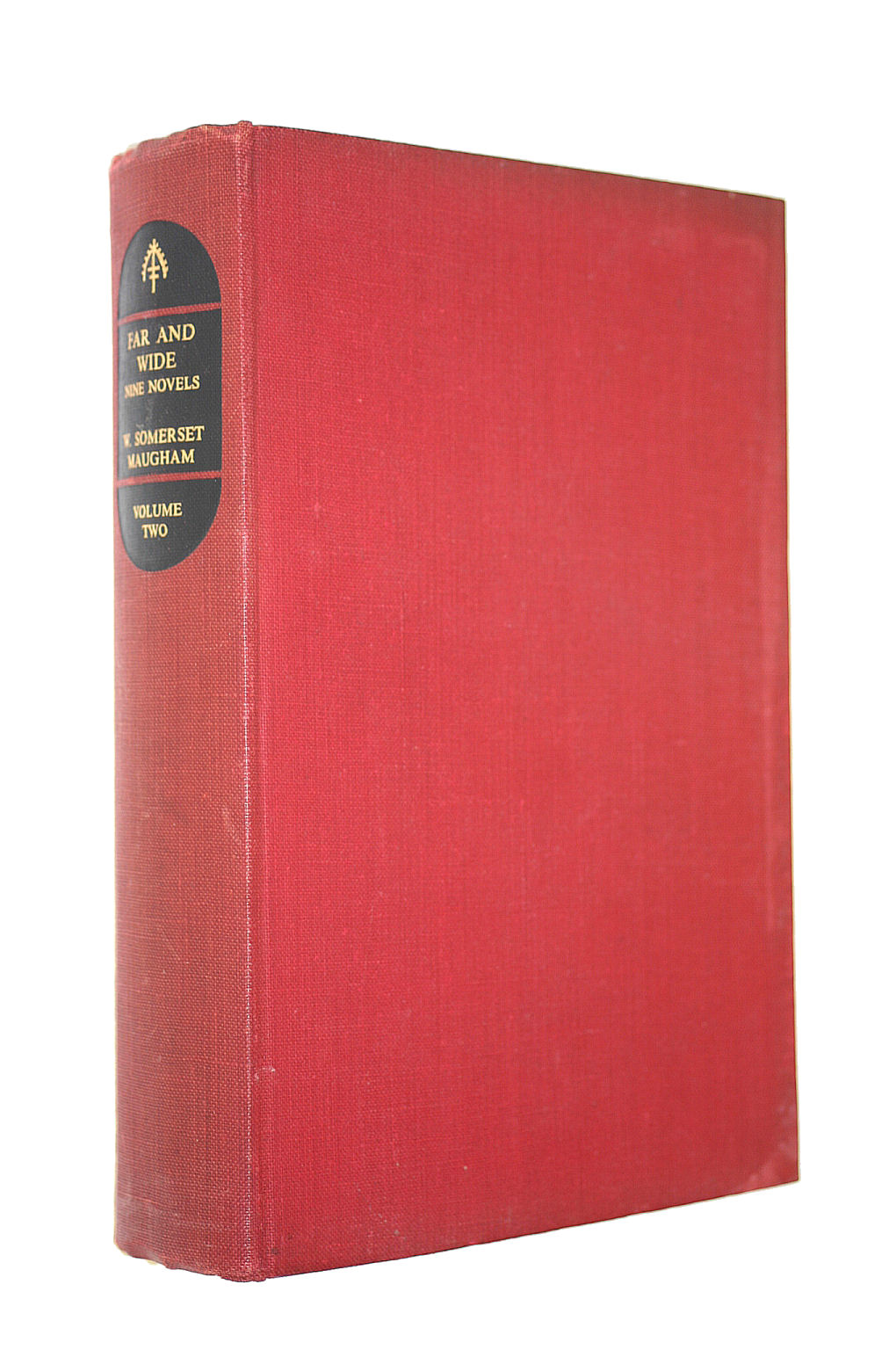 Image for FAR AND WIDE. Nine Novels by W. Somerset Maugham. Selected by the Author. Volume Two