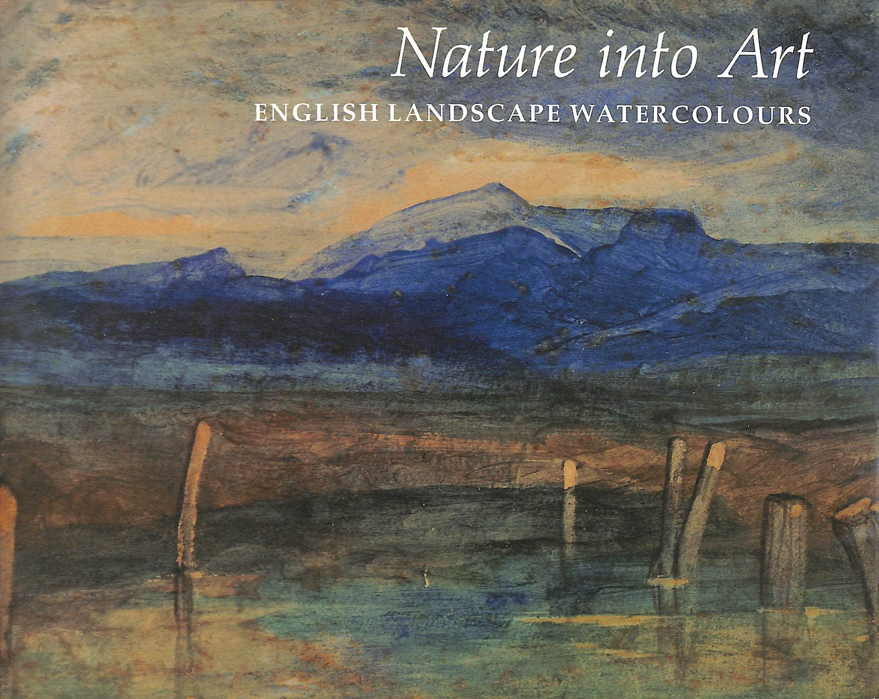 Image for Nature into Art: English Landscape Watercolours