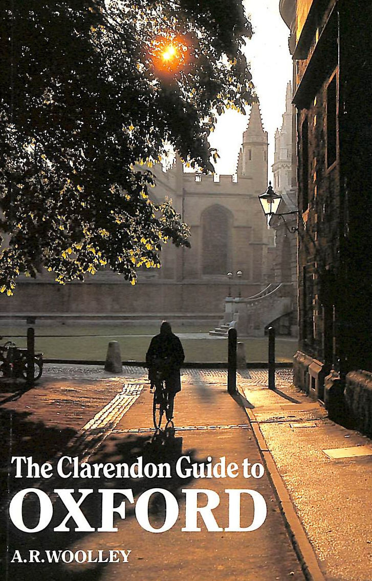 Image for Clarendon Guide to Oxford
