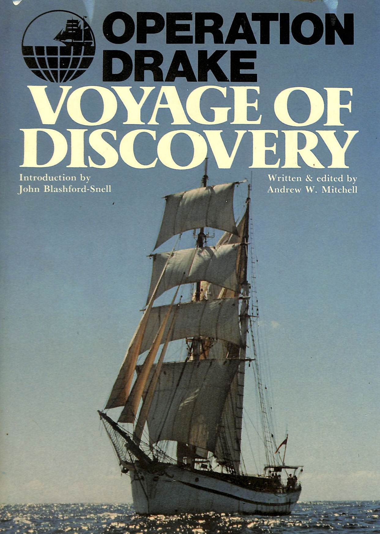 Image for Operation Drake: Voyage of Discovery