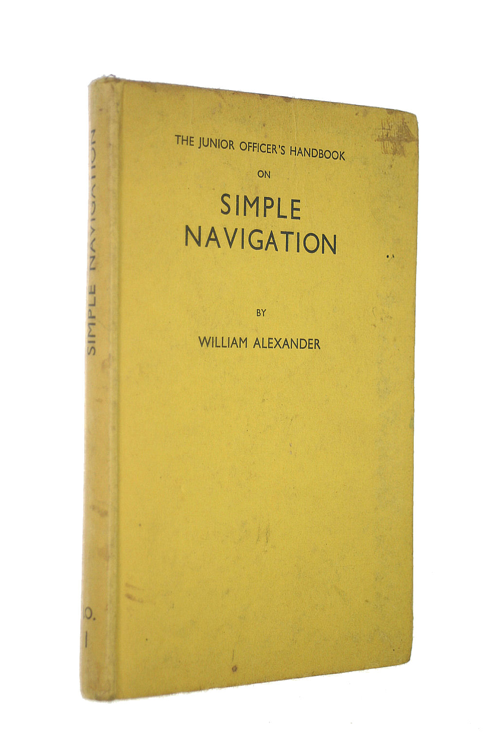 Image for The Junior Officer'S Handbook On Simple Navigation