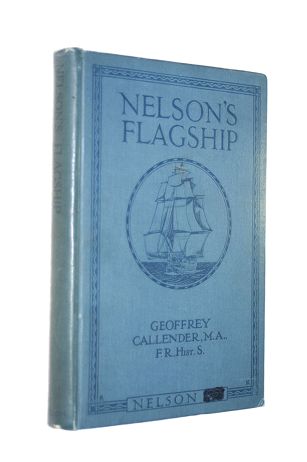 Image for Nelson's Flagship (Abridged From The Story Of H.M.S. Victory)
