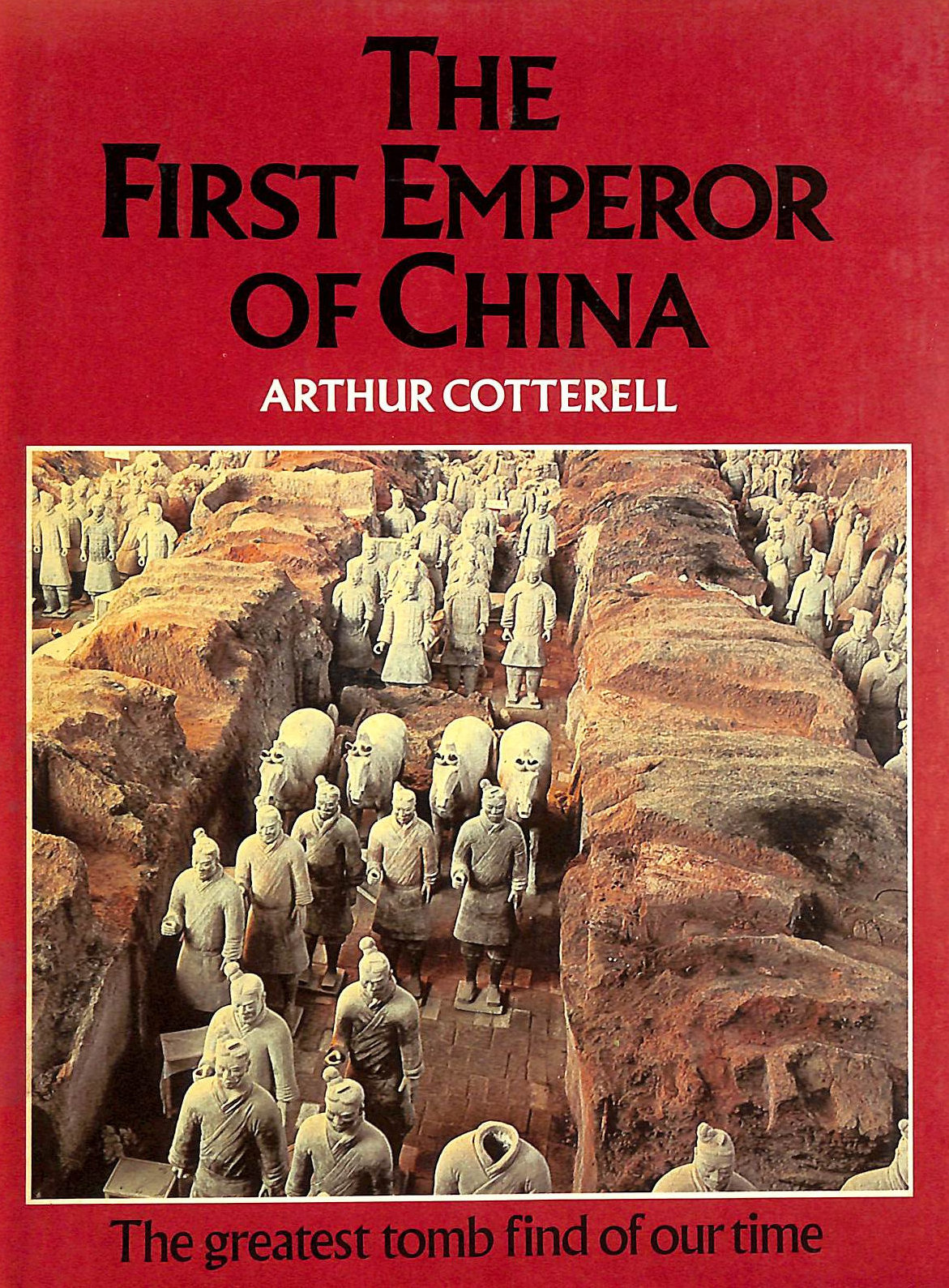 Image for First Emperor Of China Hc