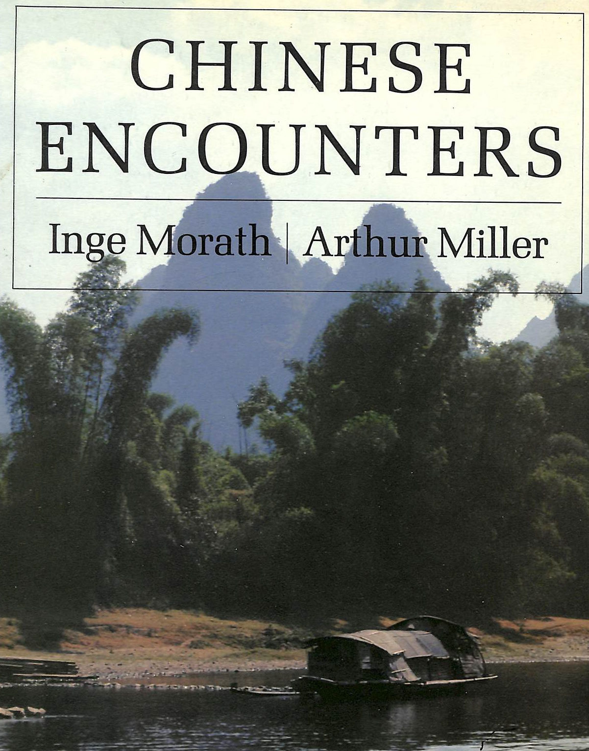 Image for Chinese Encounters