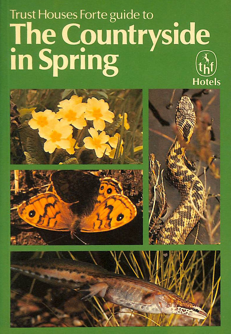 Image for The Jarrold Book Of The Countryside In Spring